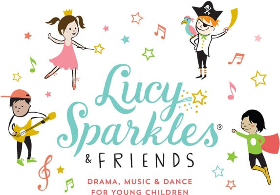 Lucy Sparkles and Friends | Dance, Drama, Music Classes | Kids Parties