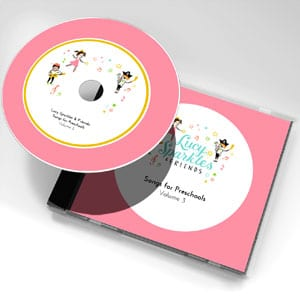 Lucy Sparkles & Friends: Songs for Preschools